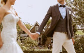 Dutch wedding in countryside - Arjan & Lotte -