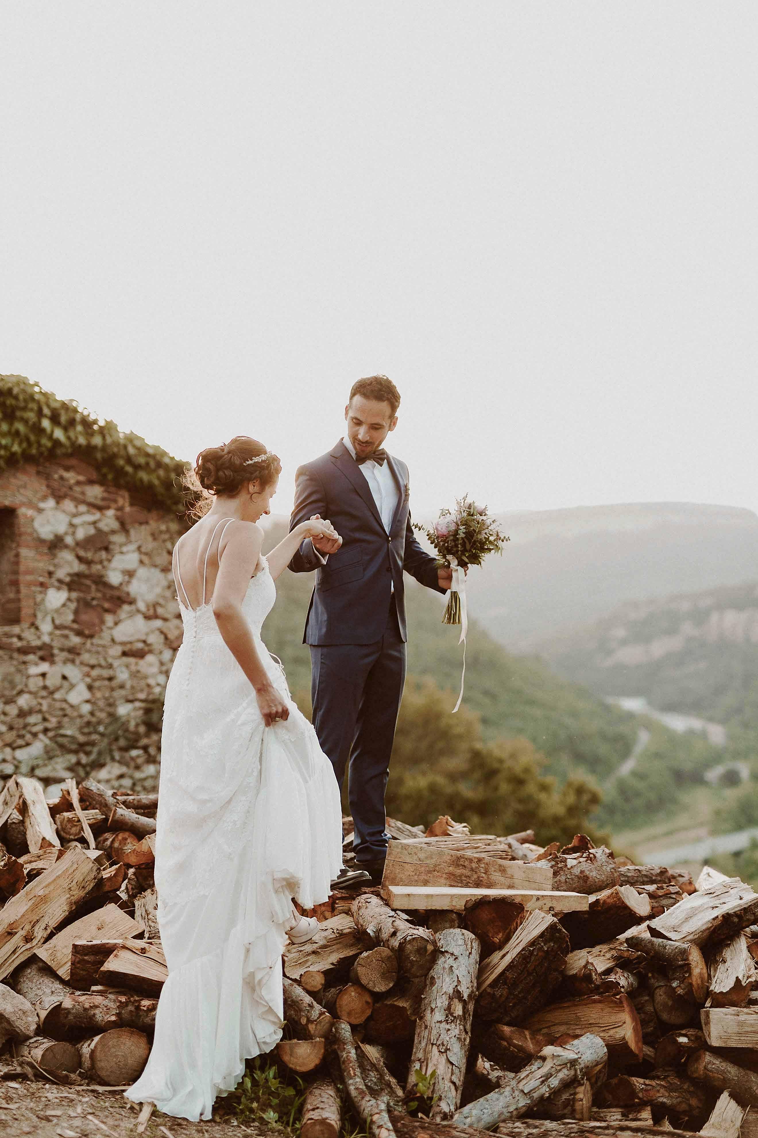 Boda rústica en la montaña. fotgrafo de bodas barcelona_080