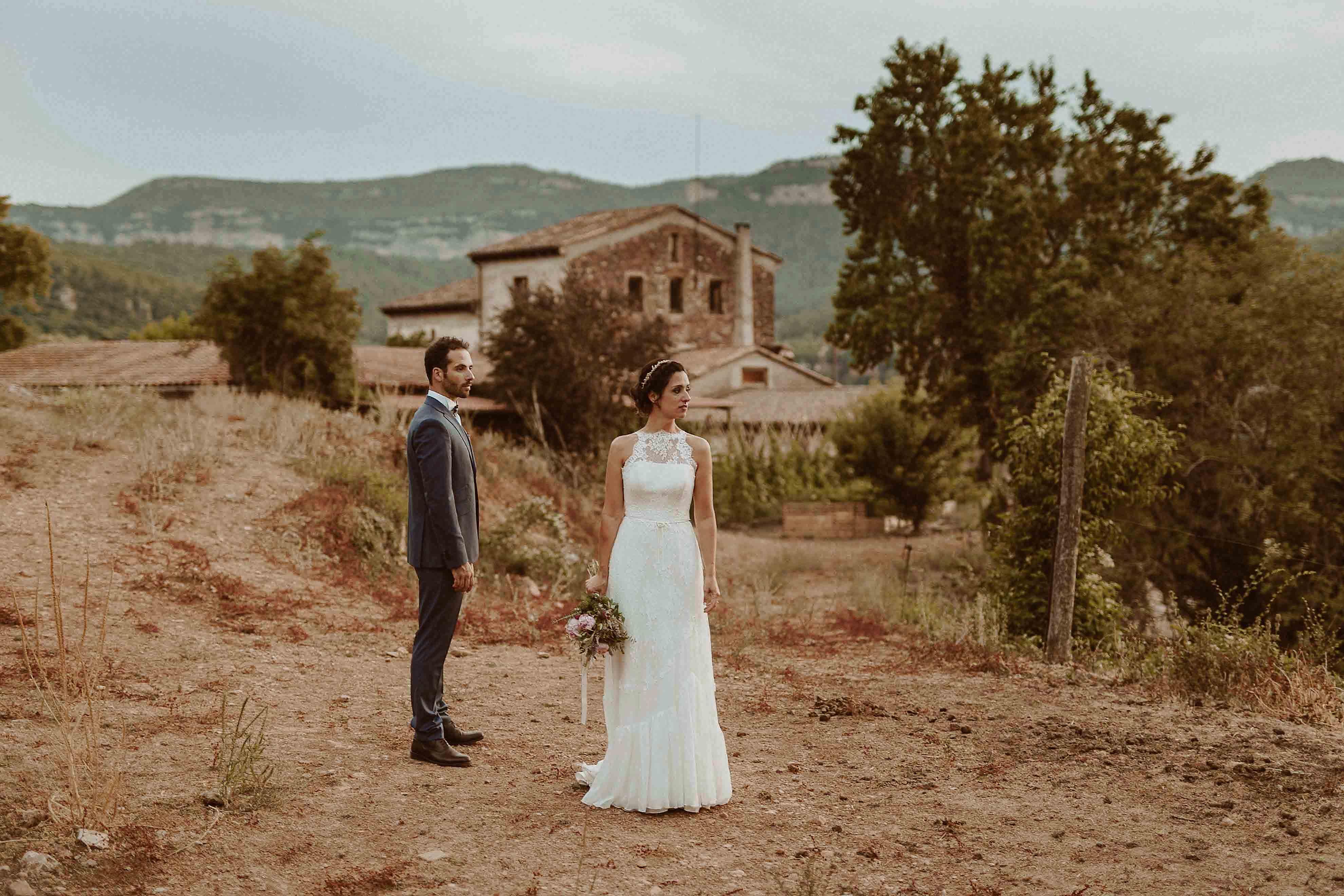 Boda rústica en la montaña. fotgrafo de bodas barcelona_085